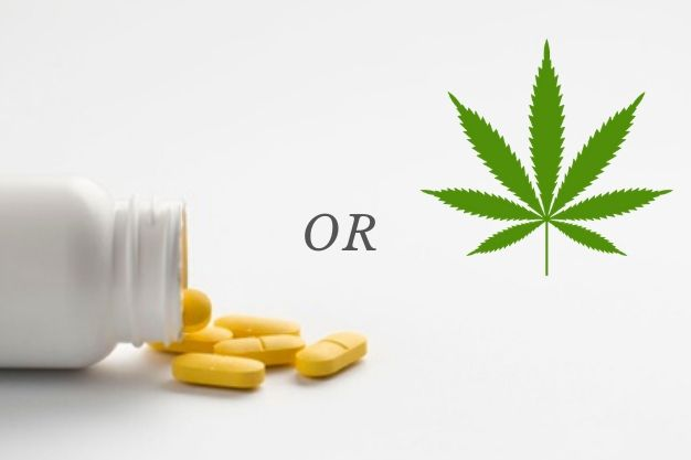 Who Will Win The Battle of the Best Pain Reliever- Aspirin or Cannabis?